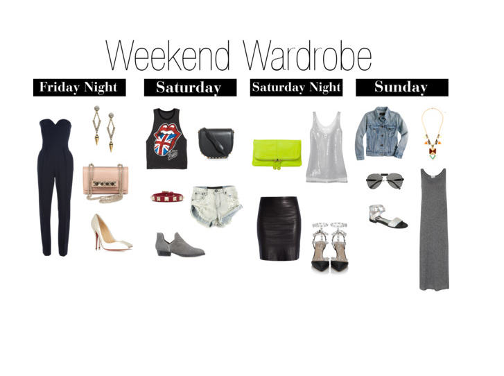 Glam Latte_Weekend_Wardrobe