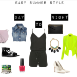 Easy Summer Style: The Romper