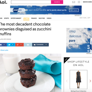 AOL Brownie