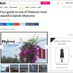 AOL Greece Press