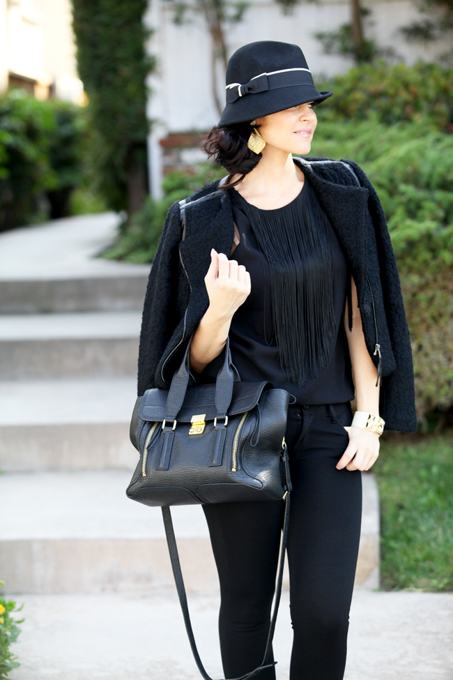 Glam latte_Outfits_Fedora