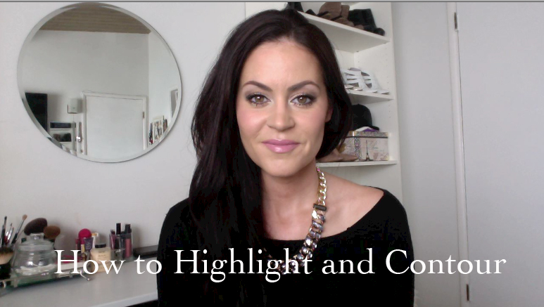 Glam Latte_Videos_How to Highlight and Contour