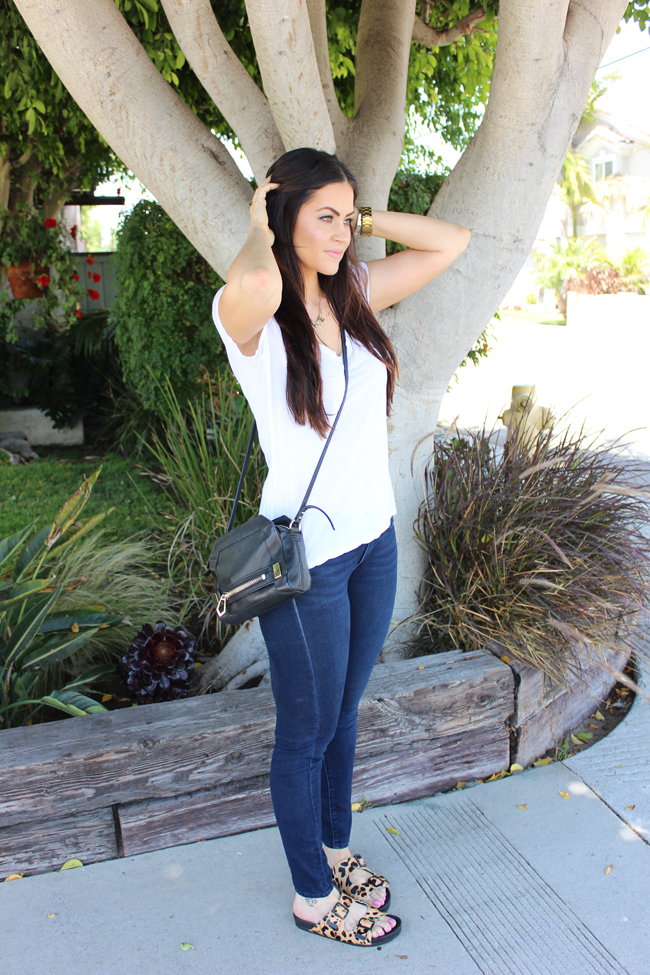 date outfit with jeans
