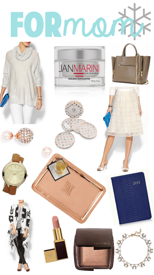 Holiday Gift Guide Gifts For Mom Glam Latte