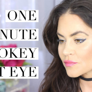 One Minute Cat Eye