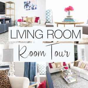 Living Room / Room Tour