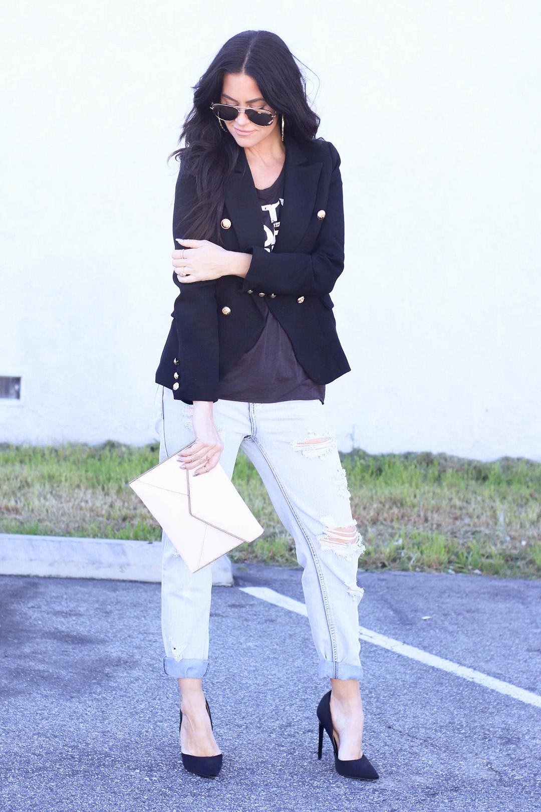 Blazer + Jeans -c-3