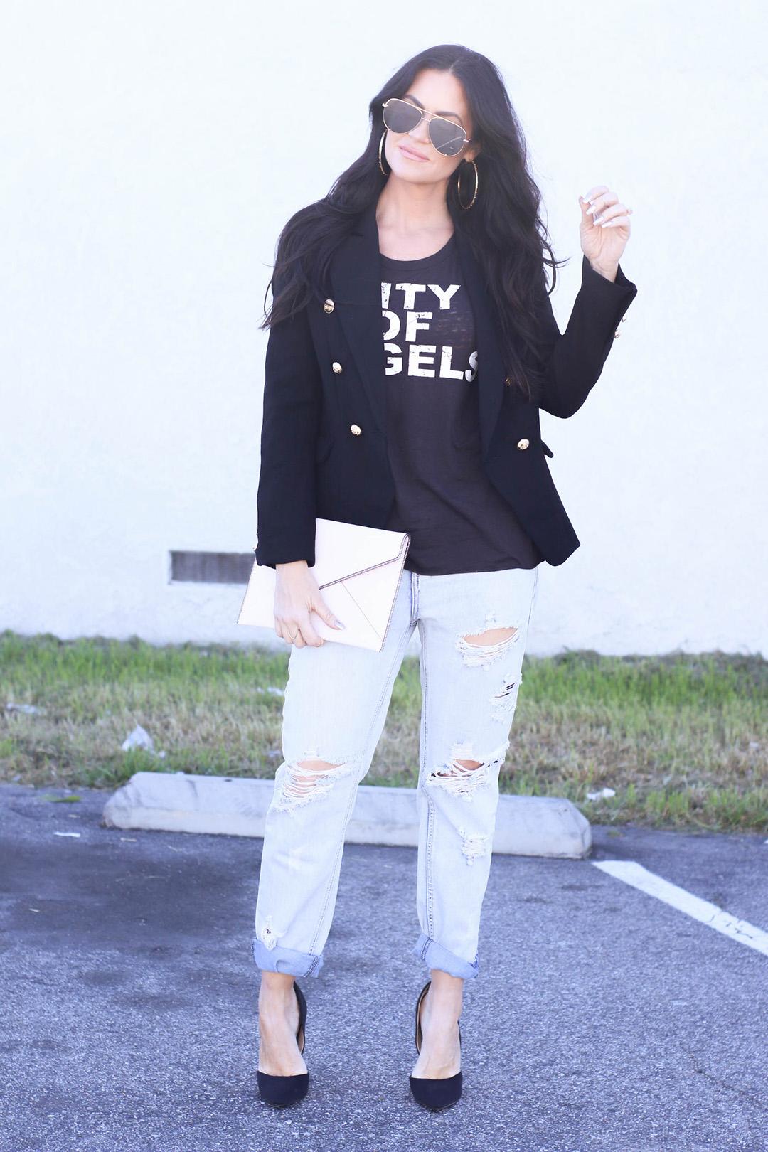 Blazer + Jeans -c-8