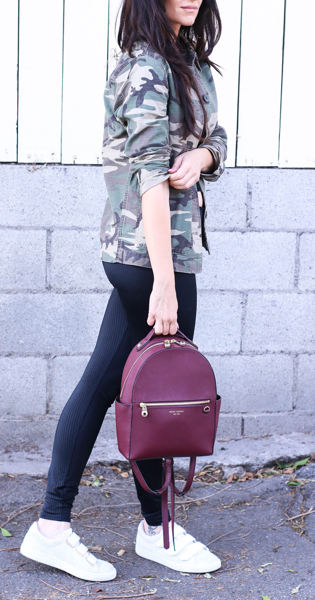 Camo Leggings -c-1