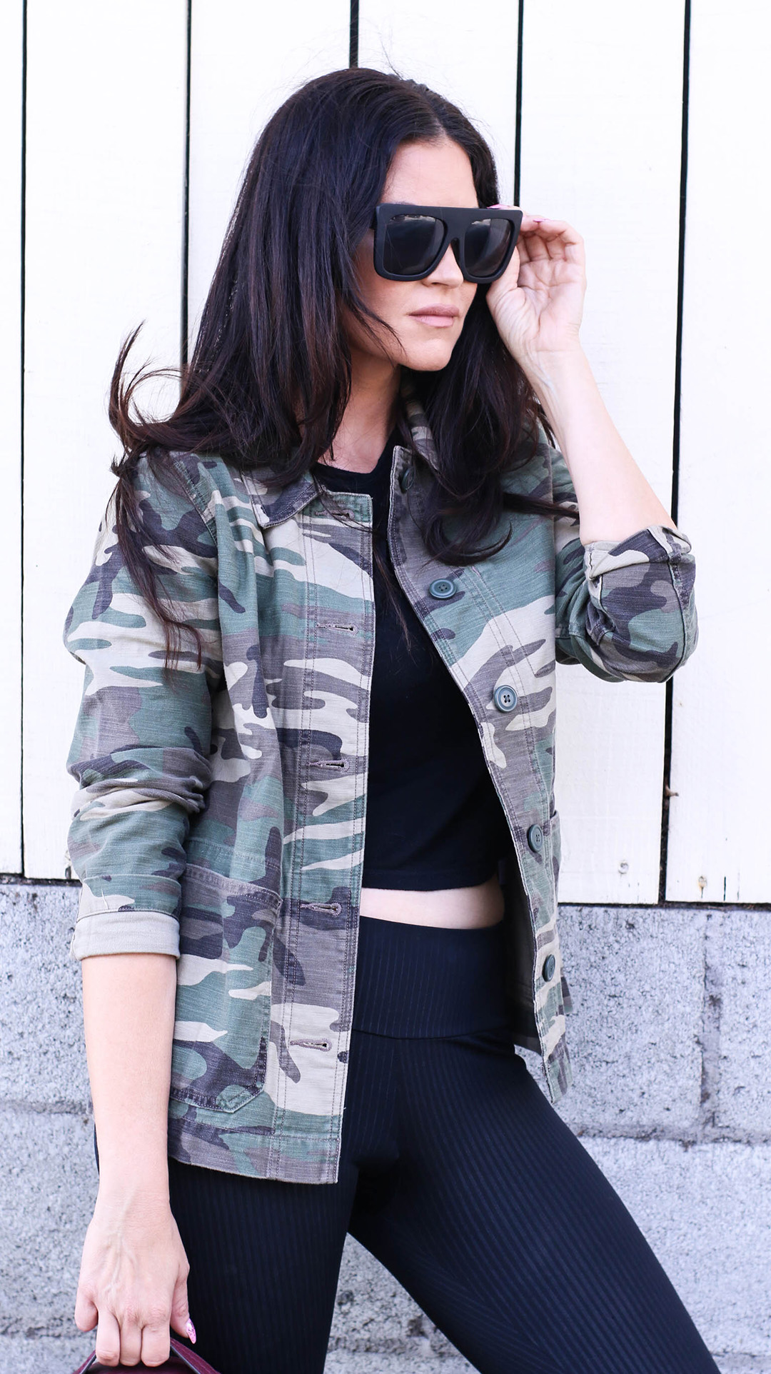 Camo Leggings -c-11