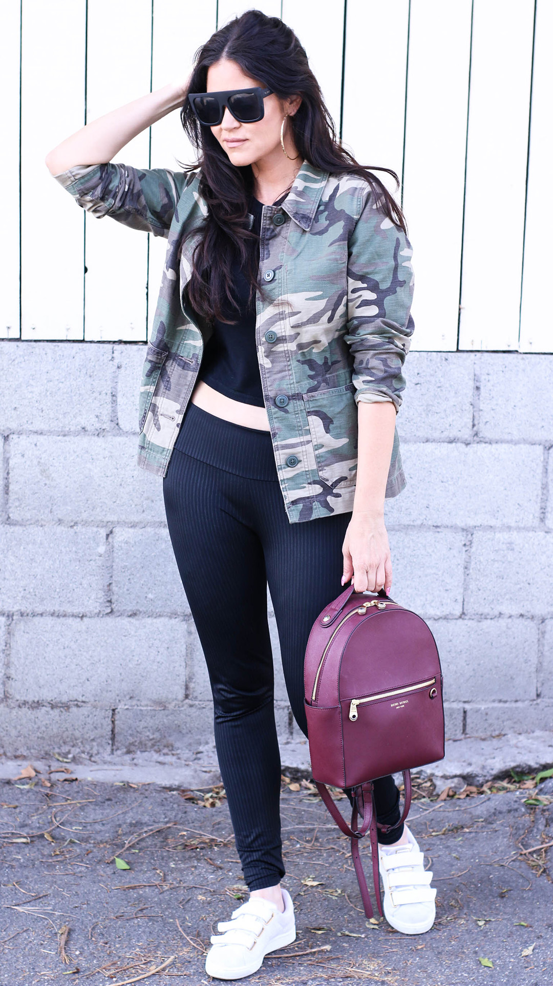Camo Leggings -c-2