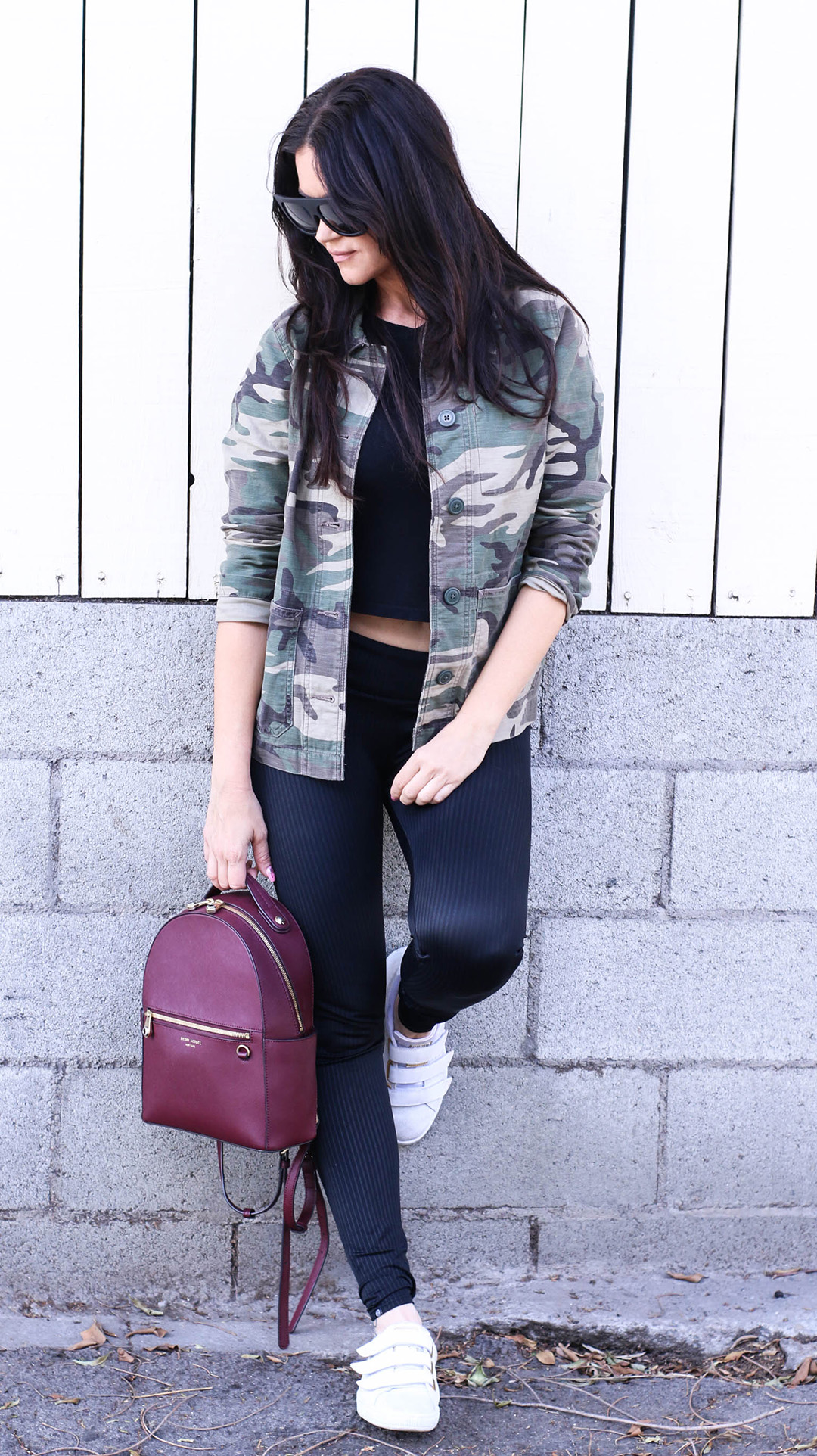 Camo Leggings -c-6