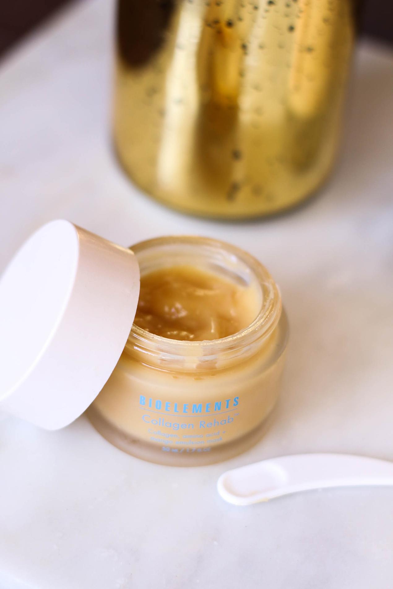 Collagen mask-c-5