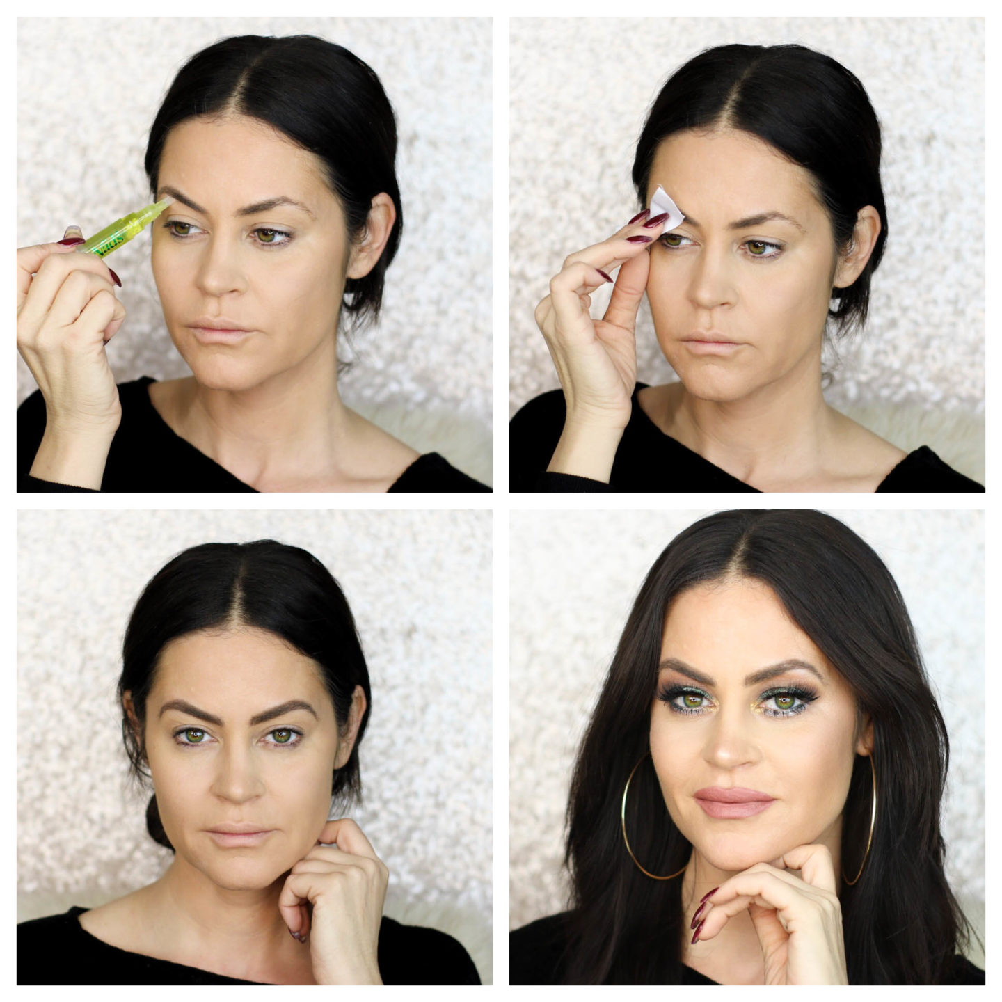 Eyebrow Waxing At Home In 4 Easy Steps Glam Latte
